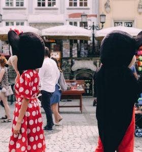 Disneyland Parijs - ontbijten met Mickey Mouse