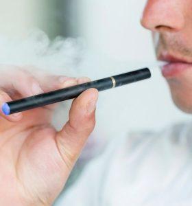 vijf voordelen van de e sigaret